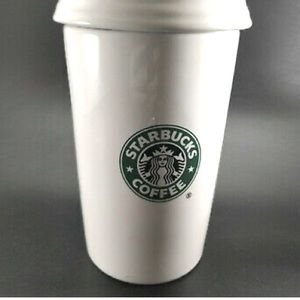 STARBUCKS Canister Cookie Jar Canister